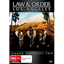 Law and Order L.A. Season 1 Part 2 | 3 Discs | NON-USA Format | PAL | Region 4 Import - Australia