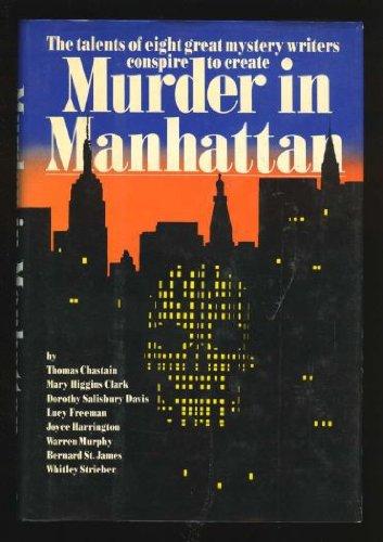 Murder in Manhattan - Map Mall South Coast