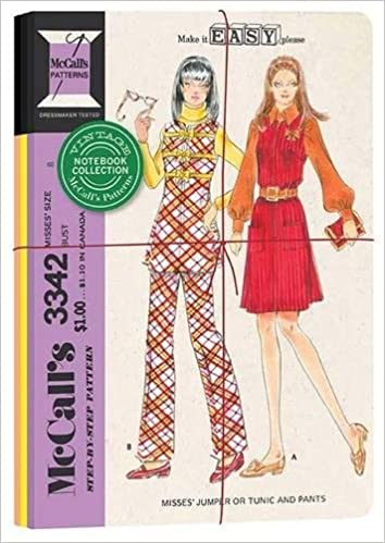 Vintage McCall's Patterns Notebook Collection The McCall Pattern Extraordinary Mccalls Pattern