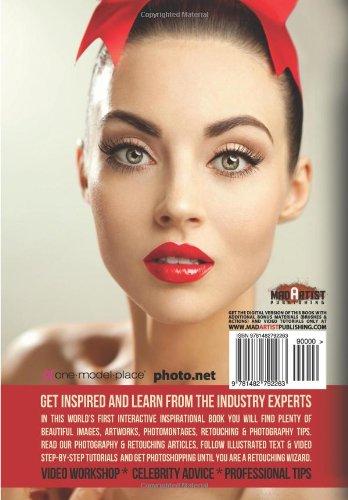 & ebook portrait fashion photography photo digital retouching beauty