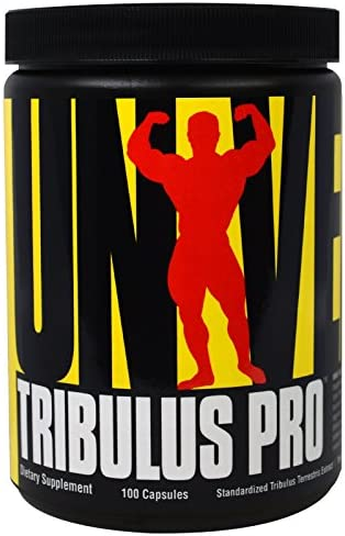 Universal Nutrition Tribulus Pro, Standardized Tribulus Terrestris Extract, 100 Capsules