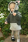 Baby Kids Boys Girls Cute Fox Hooded Cape Cloak