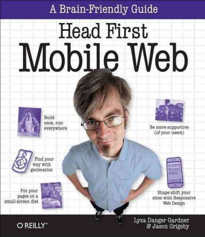 Head First Mobile Web by O'Reilly Media