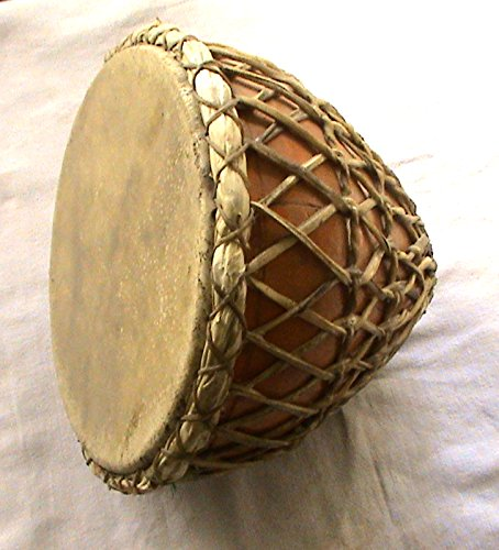 Nagada, Hand Drum, Folk Musical Instrument Of Rajasthan by Vadyam