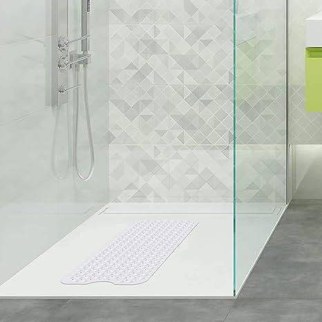 100*40CM Clear Pinzz tappetini da bagno super morbidi antiscivolo
