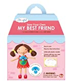 my studio girl sew your own - My Studio Girl Best Friend Dolls - Brunette