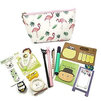 Amazon.com: Kawaii suministros escolares: estuche para ...