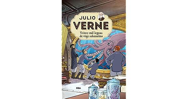 Amazon.com: Veinte mil leguas de viaje submarino / 20,000 ...
