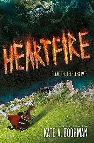 book cover of Heartfire