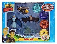 Wild Kratts Activate Creature Power Fliers 4-Pack Figure Set