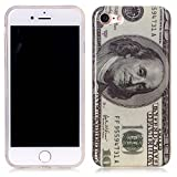 iphone 7 case,X-MasterAnti-skidding Soft TPU Rubber Cover Lightweight Ultra Slim Fit Scratch Resistant Protective Case for iphone 7 (2016) (dollar)