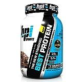 Cheap BPI Sports Best Protein Whey Formula, Chocolate Brownie, 2 Pound
