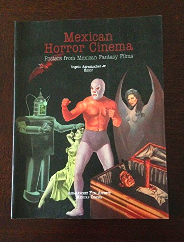 MEXICAN HORROR CINEMA: Posters from Mexican Fantasy Films (SIGNED)