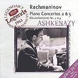 Rachmaninov: Piano Concertos 2 & 3 / Ashkenazy, Kondrashin