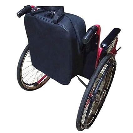 Mochila para silla de ruedas, Tote de almacenamiento de silla de ruedas Accesorio para llevar