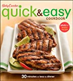Betty Crocker Quick and Easy Cookbook (Betty Crocker Books)