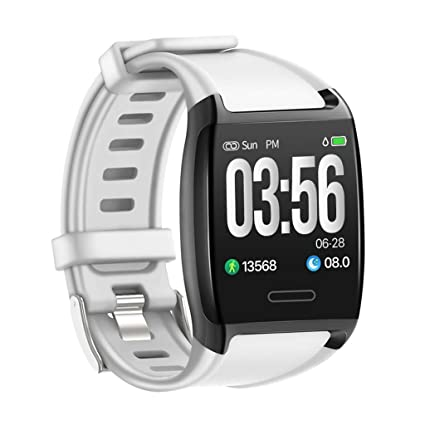 Sntsya Reloj Smart Watch V2 Fitness para Hombres y Mujeres: Amazon ...