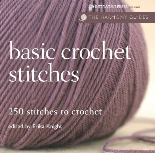 Harmony Guides: Basic Crochet Stitches (The Harmony ()