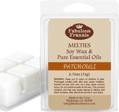 How to buy the best patchouli melts?