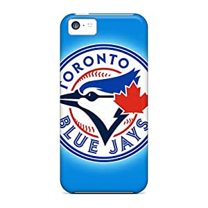 CharlesPoirier Iphone 5c Scratch Resistant Hard Phone Covers Provide Private Custom High-definition Toronto Blue Jays Image [mmm7796rJzS]