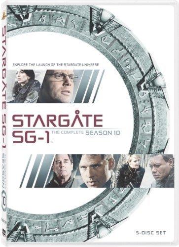 Stargate SG-1 - Season 10 by MGM Domestic Television Distribution by MGM Domestic Television Distribution