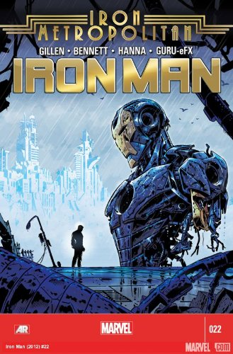 Iron Man #22 pdf epub