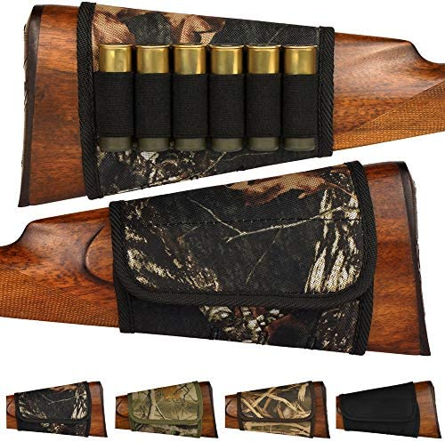 Details about  /New Quality Hunting Game Bag Ammo Pouch Holder Cartridge Shell Case 20//12//16 Ga.