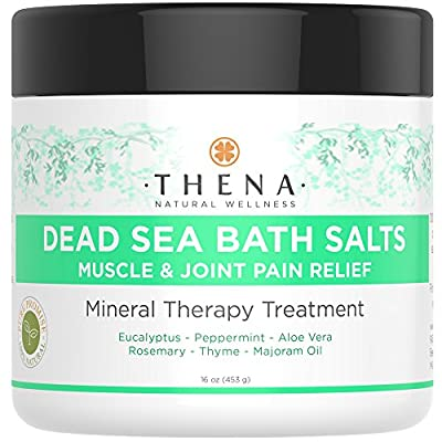 Organic Dead Sea Bath Salts