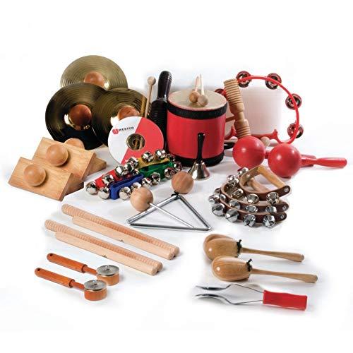 25-Player Rhythm Band Instrument Easy Pack