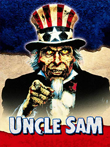 Jeepers Creepers Halloween Outfit (Uncle Sam)