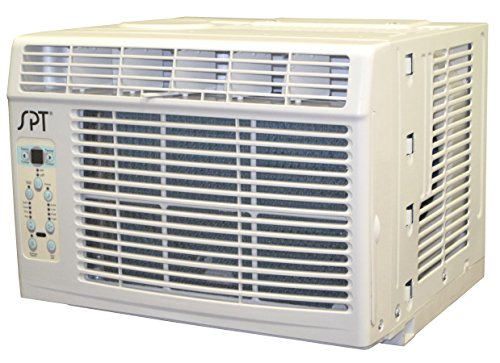 SPT 6,000 BTU Window Air Conditioner White WA-6022S
