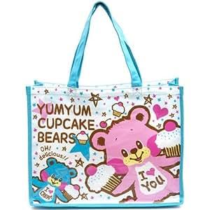 bolsa de plástico osos estrellas corazones de Cram Cream