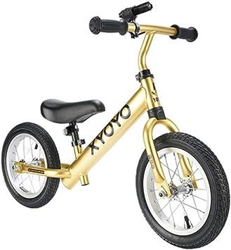 HAO-JJ Equilibrio para niños Scooter Infantil 1-3-6 años Bicicleta ...