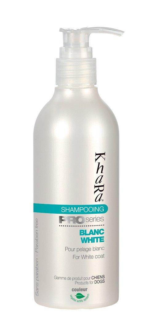 Khara Shampooing pour Chien Blanc 250 ml - Lot de 2 RED DINGO KP572008