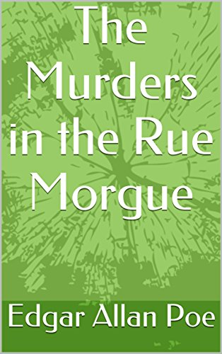 the murders in the rue morgue character analysis