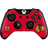 NHL Chicago Blackhawks Xbox One Controller Skin - Chicago Blackhawks Solid Background Vinyl Decal Skin For Your Xbox One Controller