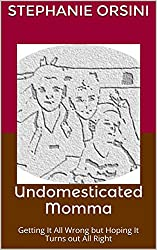 Undomesticated Momma: Getting It All Wrong but Hoping It Turns out All Right