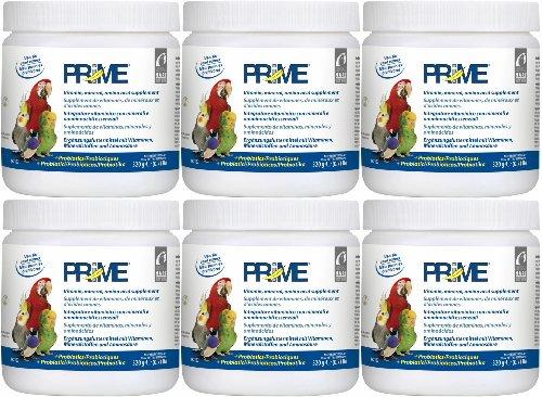 Prime Vitamin, Mineral, Amino Acid Supplement Probiotics 4.26lb (6 x 0.71lb) by Hari