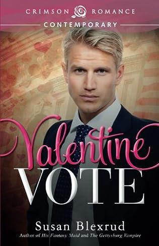 book cover of Valentine Vote