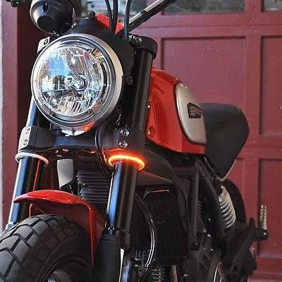 NRC rage360 Turn Signals、37 mm B06Y6GMHBL