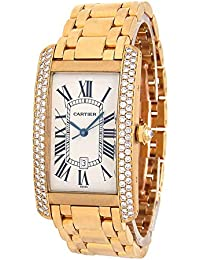 Tank Americaine Automatic-self-Wind Female Watch 2340 (Certified Pre-Owned)