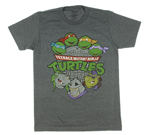 TMNT  (Ninja Turtles T Shirts)