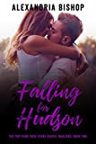 Falling for Hudson (Marlowe #2) (The Pop Punk Rock Stars)
