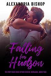 Falling for Hudson (Marlowe #2) (The Pop Punk Rock Stars)