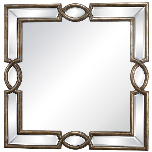 Sterling DM2028 Syracuse Mirror, 32-Inch, Antique - Syracuse Outlets