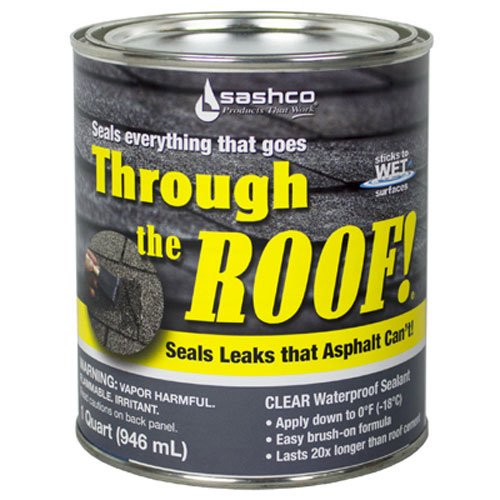 SASHCO SEALANTS 14023 Roof Sealant