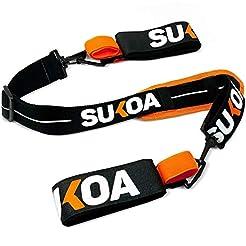 Sukoa Ski & Pole Carrier Straps - Should...