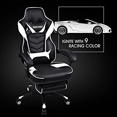 Video Gaming Chair by YOURLITEAMZ