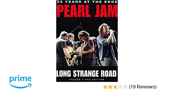 Amazon com: Pearl Jam - Long Strange Road (2 DVD SET): Pearl