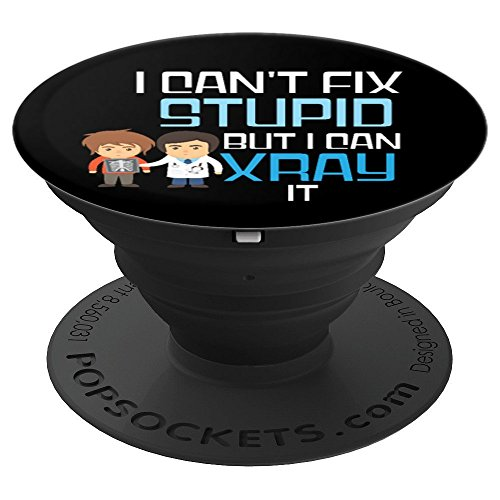 Funny Xray Tech Week Radiology Technician Graduation Gift - PopSockets Grip and Stand for Phones and - Funny X-ray